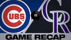 6/10/19: McMahon's go-ahead RBI leads Rockies to win