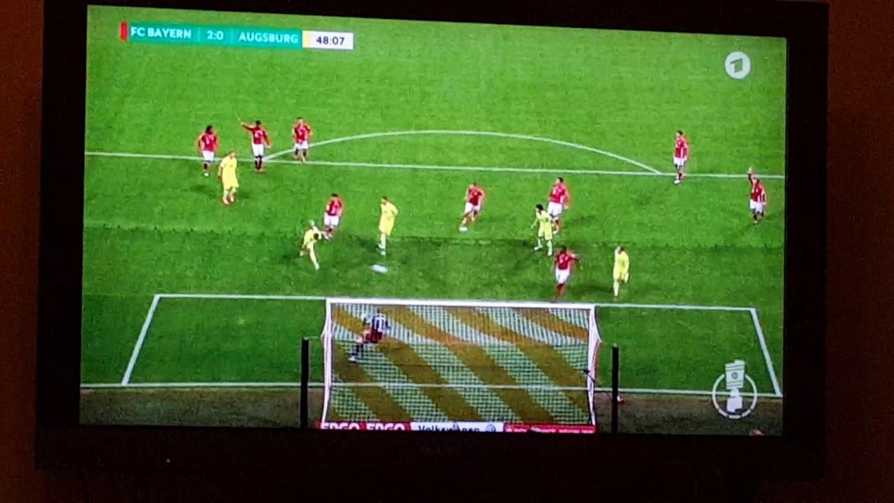 Elfmeter Bayern Augsburg