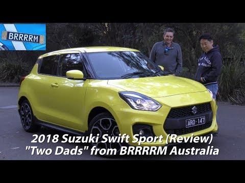 2018 Suzuki Swift Sport (
