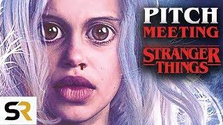 Stranger Things Pitch Meeting
