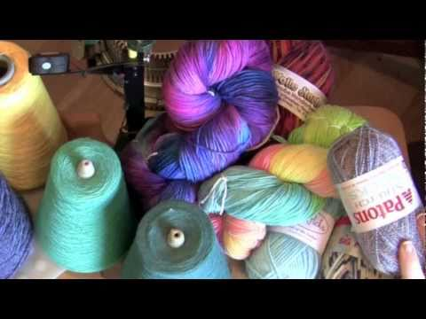 AAA Essentials 3 Best Yarns & Yarn Preparation