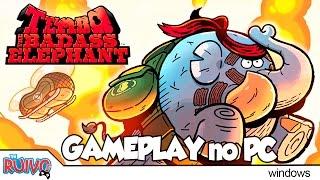 Tembo: The Badass Elephant - Versão DEMO (GAMEPLAY PC / PS4 / XBOX ONE)