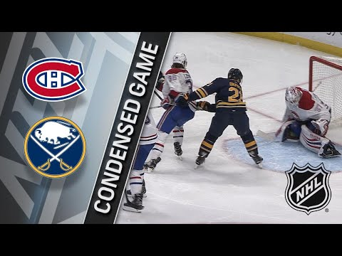 03/23/18 Condensed Game: Canadiens @ Sabres