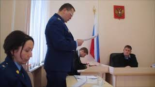 Прокурор запросил для Владимира Чечина 11 лет колонии строгого режима