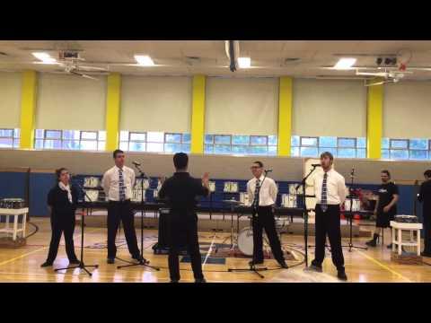 Boston Higashi School Chorus Group Reheasal