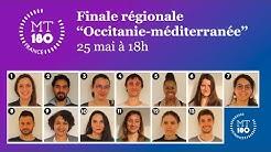 Finale 'Ma thèse en 180 secondes' - Occitanie-Méditerranée 2020