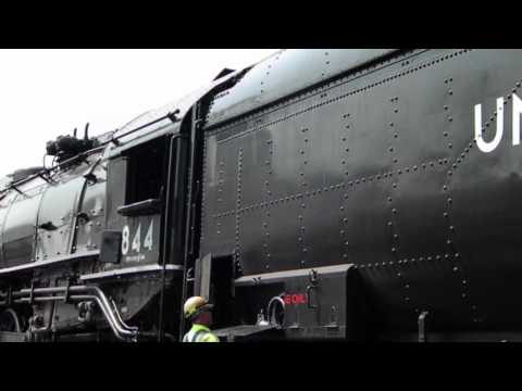 Vintage train to stop at 'Strasburg Video #3