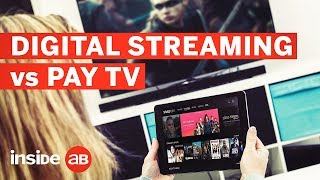 Digital streaming part two: where does it leave traditional broadcasters?