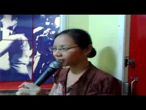 """""""Weak"""" (videoke cover) by Nerissa Domingo feat. Dude Jayson"""
