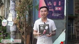 Review bộ tông đơ cắt tóc đa năng Jichen 0817 được tăng kèm kéo cắt tỉa và lược tại boba.vn
