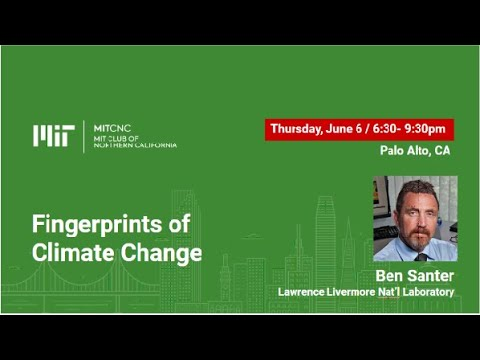 Fingerprints of Climate Change