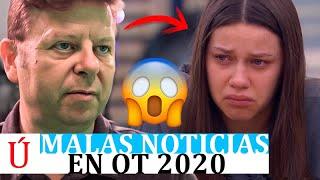 La cosa pinta mal: Tinet da una terrible noticia para Hugo, Nia, Eva, Samantha o Anajú    OT 2020