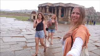 Happy Hampi, 28-31/07/2017