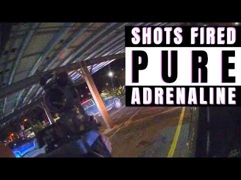 Police Shooting # 10   Adrenaline