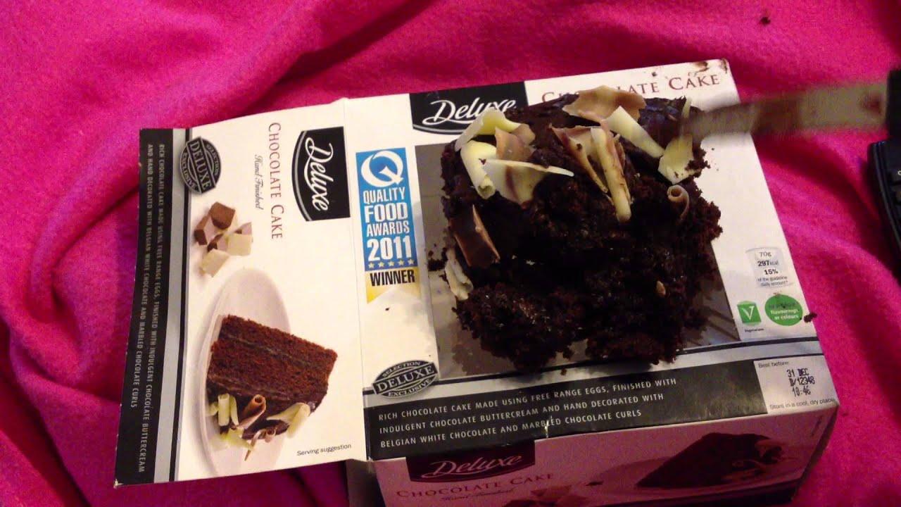 Deluxe Chocolate Cake