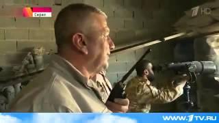 Ответы пленного командира ИГИЛ на вопросы журналистов Новости Украины, Сирии, России