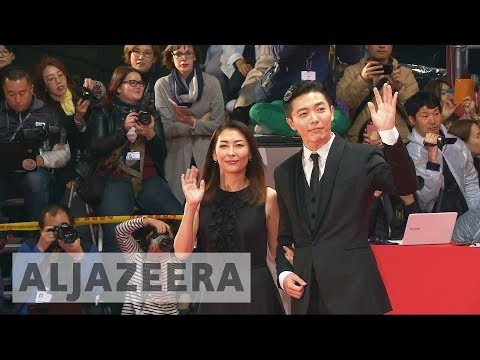 Busan Film Festival opens amid political controversy