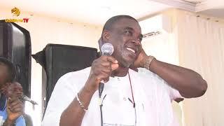 K1 DE ULTIMATE CAMPAIGNS FOR THE LAGOS APC GUBERNATORIAL CANDIDATE, JIDE SANWO-OLU