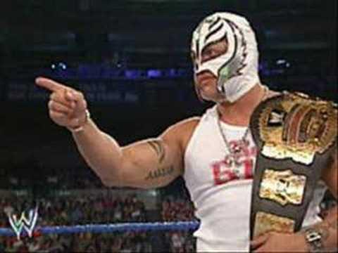 Resultado de imagen de rey mysterio cruiserweight champion