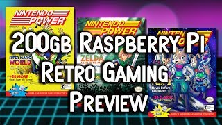 Ultimate 200gb Retro Gaming Build Preview