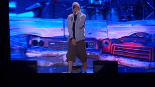 Eminem in Abu Dhabi 2012