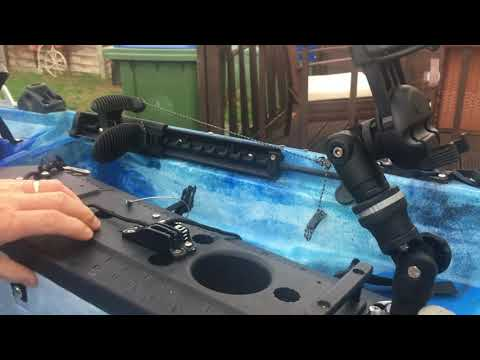Fishing Kayak Walk Around (Concept Explore 14)