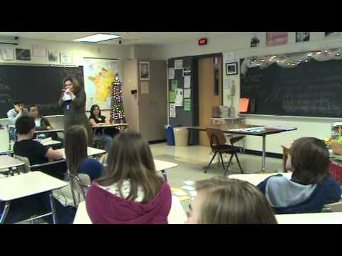 Michelle Kindt CI - TPRS French lesson