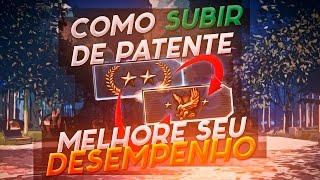 COMO SUBIR DE PATENTE RÁPIDO! MELHORE SEU DESEMPENHO! CS:GO (CounterStrike) / Nedel / Dicas Básicas
