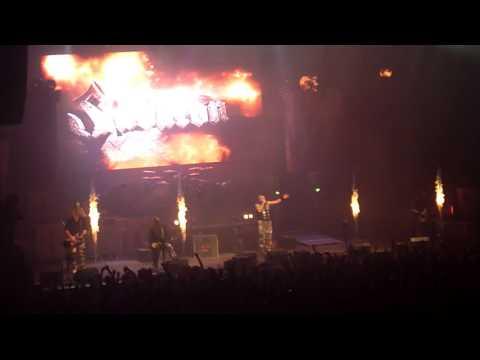 Sabaton - To Hell And Back - Bratislava 2017