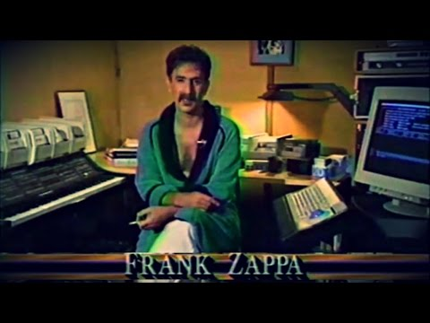 Frank Zappa - At Home With Frank Zappa - 1989 (French Subs)