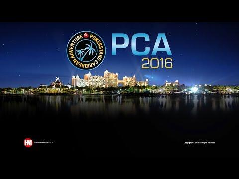 Живой покерный супертурнир хай-роллеров PCA 2016, финальный стол