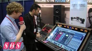Slate Digital Virtual Mix Rack - AES 2013