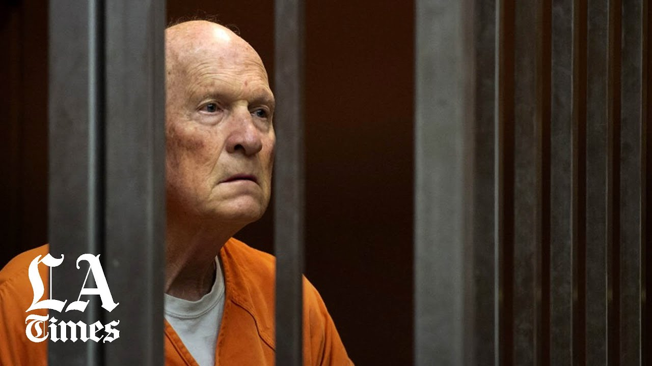Golden State Killer suspect to plead guilty