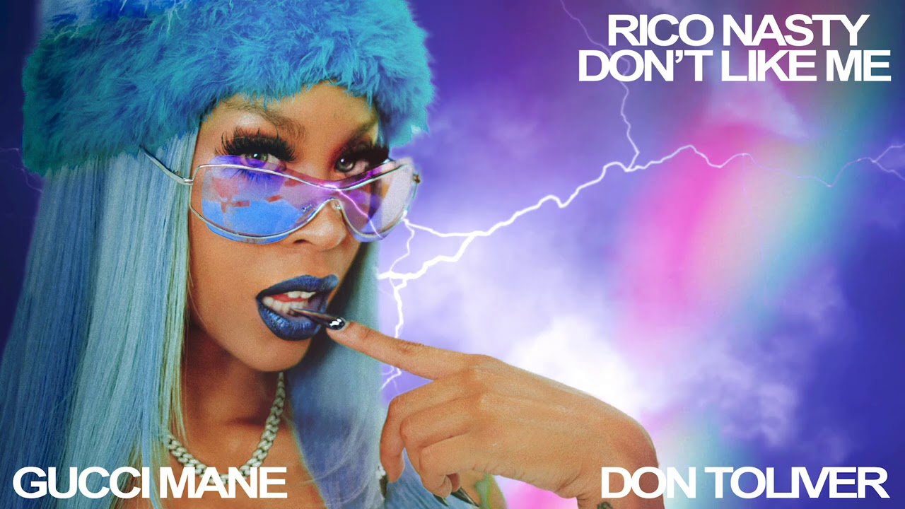 Rico Nasty - Don't Like Me (feat. Don Toliver and Gucci Mane) [Official Audio]