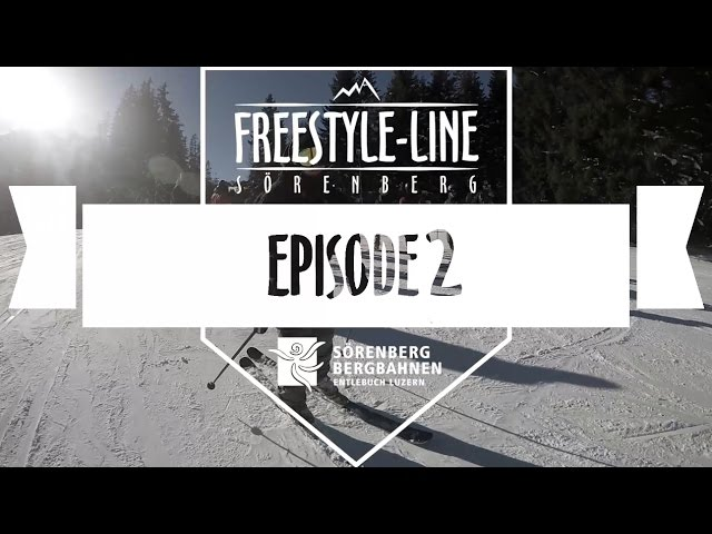 Freestyle Line Sörenberg, Episode 2, Season 16/17