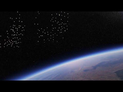 ¡¡YA ES Inminente!! ¡ÚLTIMA HORA! Estación Espacial Internacional Vuelve A Grabar Flota De OVNIS...?