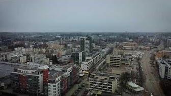 Glorious Järvenpää city in 4K, Finland