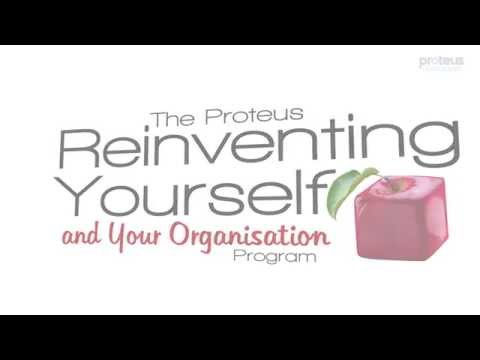 Reinventing Yourself And Your Organisation
