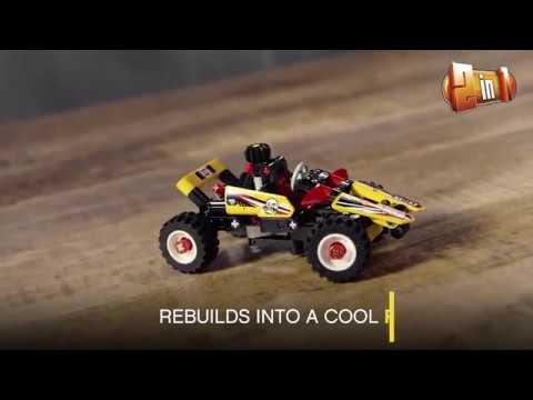 LEGO Technic 2-in-1 Buggy - 42101