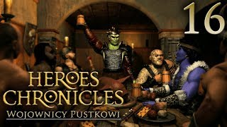 STEELHORN [#16] Heroes Chronicles: Wojownicy Pustkowi