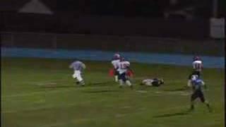 Ron Gordon #21 Football Highlights 2007 Part 2 of 3