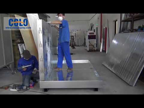 How To Build Powder Coating Oven ?