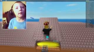 SURVIVING ROBLOX DISASTERS WITH ELI