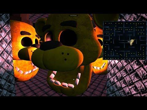 Freddy's Deception   FNAF Pac-Man