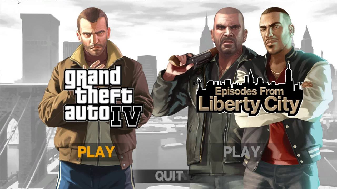 Buy online gta iv & episodes from liberty city: the complete edition.