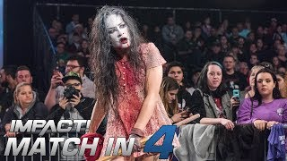 Su Yung's In-Ring Debut vs Amber Nova: Match in 4 | IMPACT! Highlights Mar. 29 2018