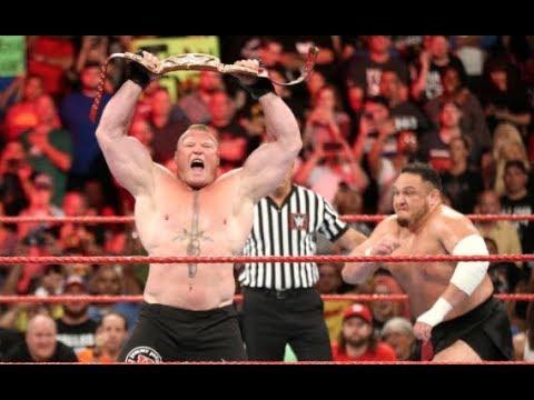 Hugo Savinovich opina sobre Great Balls of Fire con Roman Reings, Braun Strowman, Brock Lesnar y mas