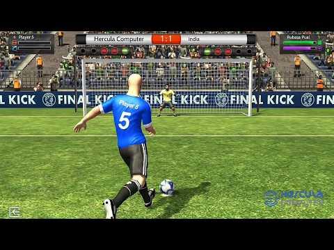Shot Goal VS Final Kick - Hercula Computer