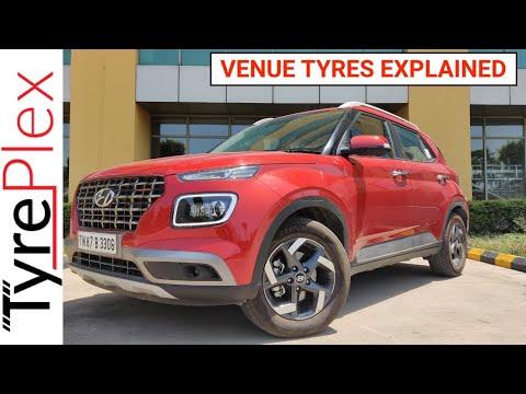 Hyundai Venue 2020 Tyre Size Explained || TyrePlex || Best Tyres For Hyundai Venue