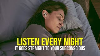 LISTEN EVERY NIGHT!